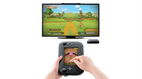 Použití GamePadu ve vertikální poloze.