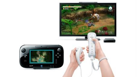 Použití GamePadu jako další obrazovku