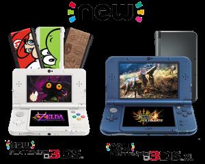 New Nintendo 3DS és New Nintendo 3DS XL