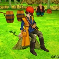 3DS Dragon Quest VIII: Journey of the Cursed King25224