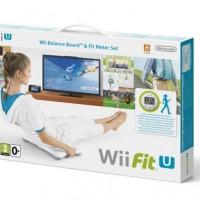 Wii U Wii Fit U + Fitmeter + Balanceboard15708