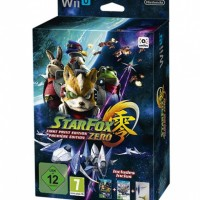 WiiU Star Fox Zero First Print Edition27274