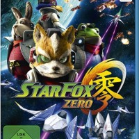 WiiU Star Fox Zero First Print Edition27275