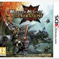3DS Monster Hunter Generations28157