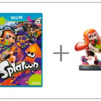 WiiU Splatoon + amiibo Splatoon Girl31095