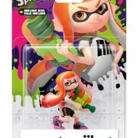 WiiU Splatoon + amiibo Splatoon Girl31098