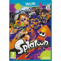 WiiU Splatoon + amiibo Splatoon Squid31099