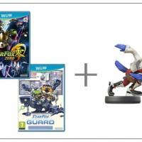 WiiU Star Fox Zero + Star Fox Guard + Falco 5231109