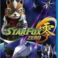 WiiU Star Fox Zero + Star Fox Guard + Falco 5231110