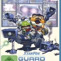 WiiU Star Fox Zero + Star Fox Guard + Fox 631123