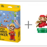 WiiU Super Mario Maker + Artbook + Classic Mario31125