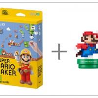 WiiU Super Mario Maker + Artbook + Modern Mario31127