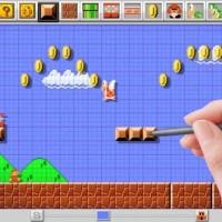 WiiU Super Mario Maker + Artbook + Modern Mario31137