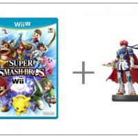 WiiU Super Smash Bros + amiibo Smash Roy 5531139