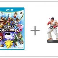 WiiU Super Smash Bros + amiibo Smash Ryu 5631140
