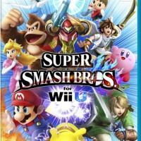 WiiU Super Smash Bros + amiibo Smash Ryu 5631142