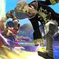 WiiU Super Smash Bros + amiibo Smash Roy 5531149