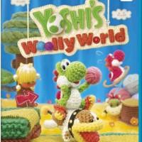 WiiU Yoshi's Woolly World + amiibo Yarn Yoshi Pink31154