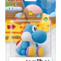 WiiU Yoshi's Woolly World + Yarn Yoshi L-Blue31159