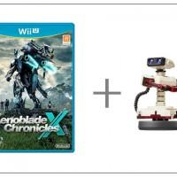 WiiU Xenoblade Chronicles X + R.O.B. Famicom 5431163