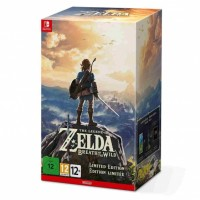 SWITCH The Legend of Zelda: BOTW Limited edition31544