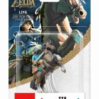 amiibo Zelda - Link Rider31555