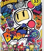 SWITCH Super Bomberman R32142