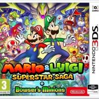 3DS Mario & Luigi: Superstar Saga+Bowser's Minions34303