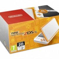 New Nintendo 2DS XL White & Orange33128