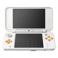New Nintendo 2DS XL White & Orange33134