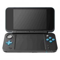 New Nintendo 2DS XL Black & Turquoise33135