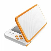 New Nintendo 2DS XL White & Orange33136