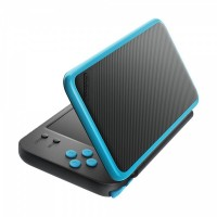 New Nintendo 2DS XL Black & Turquoise33137