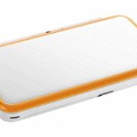 New Nintendo 2DS XL White & Orange33139