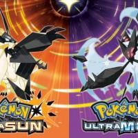 3DS Pokémon Ultra Moon Steelbook Edition34484