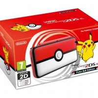 New Nintendo 2DS XL Pokéball Edition35506
