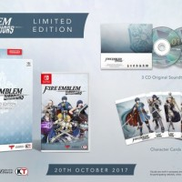 SWITCH Fire Emblem Warriors - Limited edition35594