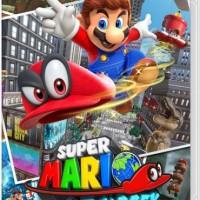 SWITCH Super Mario Odyssey35696