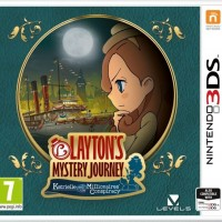 3DS Layton's Mystery Journey35819
