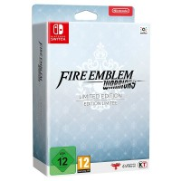 SWITCH Fire Emblem Warriors - Limited edition35840