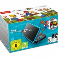 New Nintendo 2DS XL + Super Mario 3D Land (DLC)36283