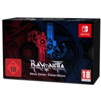 SWITCH Bayonetta Special Edition36456