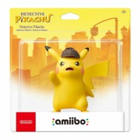 amiibo Detective Pikachu36670
