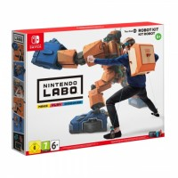 SWITCH Nintendo Labo Robot Kit36694