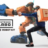 SWITCH Nintendo Labo Robot Kit36695