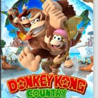 SWITCH Donkey Kong Country Freeze36739