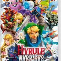 SWITCH Hyrule Warriors Definitive Edition36897