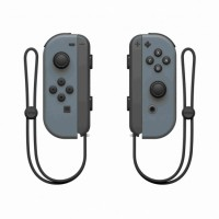 SWITCH ARMS + Joy-Con (L) Grey + Joy-Con (R) Grey37313