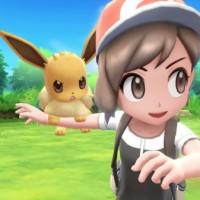 SWITCH Pokémon Let's Go Pikachu!38286