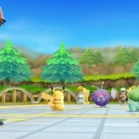 SWITCH Pokémon Let's Go Pikachu!38293